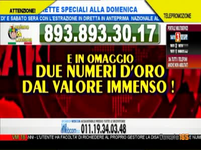 Canale 165