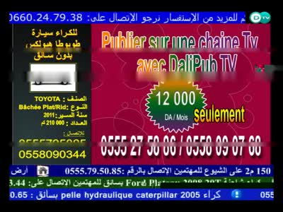 Dalipub TV