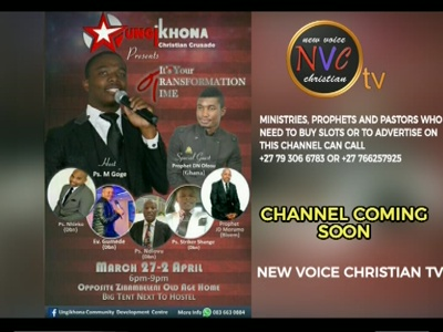 New Voice Christian TV