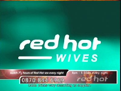 Red Hot Wives